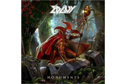 CD Edguy : Monuments Hudba