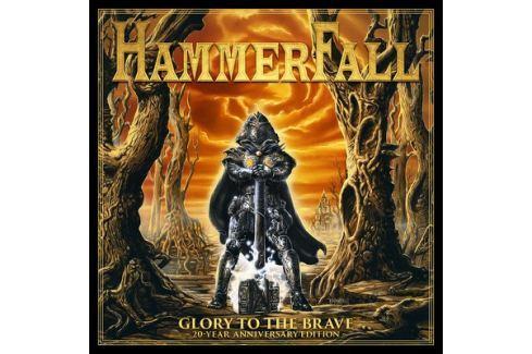 CD Hammerfall : Glory To The Brave (Remastered) Hudba