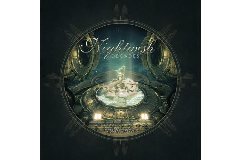 CD Nightwish : Decades / An Archive Of Song 96-15  / Earbook Hudba