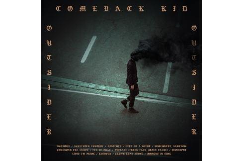 CD Comeback Kid : Outsider Hudba