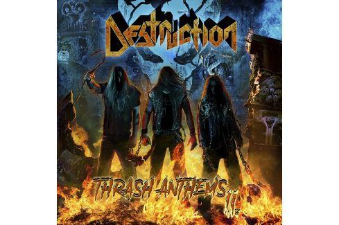 CD Destruction : Thrash Anthems II Hudba