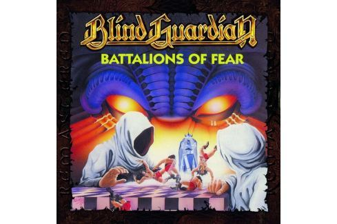 CD Blind Guardian : Battalions Of Fear (Reedice 2017) Hudba