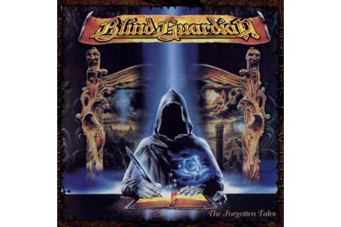 CD Blind Guardian : The Forgotten Tales (Reedice 2017) Hudba