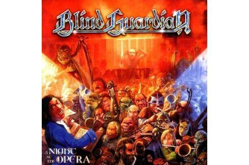 CD Blind Guardian : A Night At The Opera (Reedice 2017) Hudba