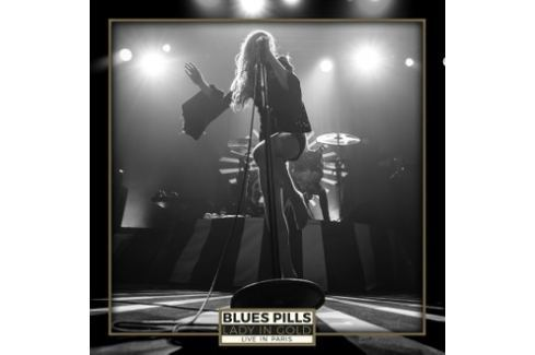 Blues Pills : Lady In Gold:live In Paris Filmy