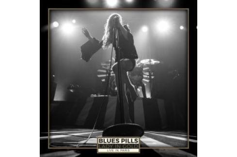 CD Blues Pills : Lady in Gold : Live in Paris Hudba