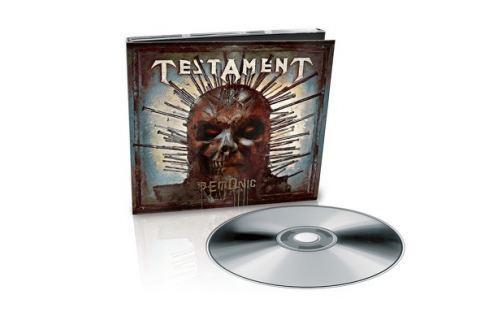 CD Testament : Demonic Hudba