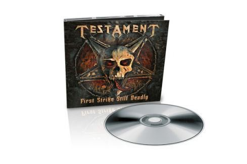 CD Testament : First Strike Still Deadly Hudba