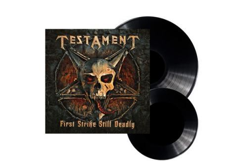 Testament : First Strike Still Deadly LP Hudba