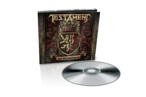 CD Testament : Live At Eindhoven Hudba