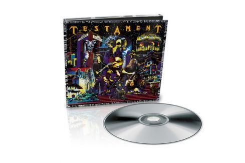 CD Testament : Live At The Fillmore Hudba