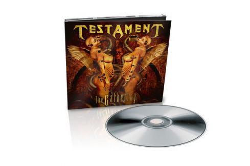 CD Testament : The Gathering Hudba
