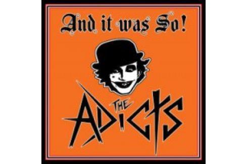CD Adicts : And It Was So Hudba