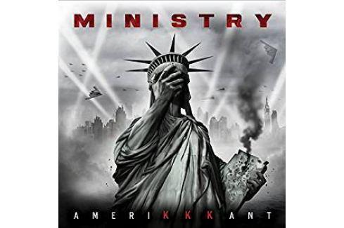Ministry : Amerikkkant LP Hudba