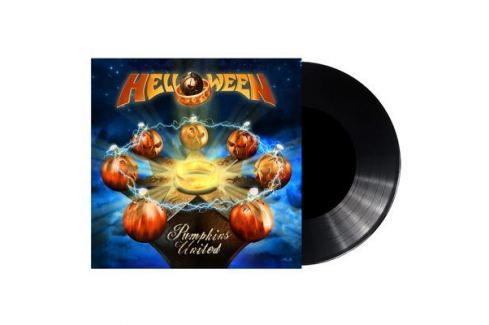 Helloween : Pumpkins United (10´´black in sleeve) LP Hudba