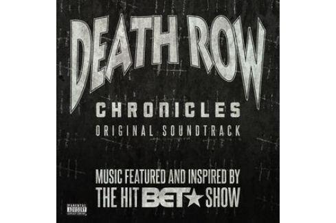 CD Ost / Soundtrack : Death Row Chronicles Hudba