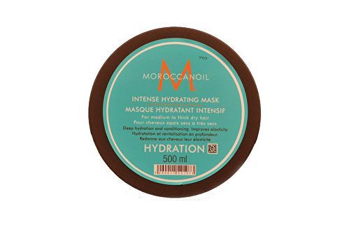Moroccanoil Hloubkově hydratační maska s arganovým olejem na suché vlasy (Intense Hydrating Mask) 25 Kondicionéry a balzámy vlasů