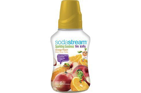 SODASTREAM Sirup Orange Peach Good-Kids 750ml SODAS Výrobníky sody