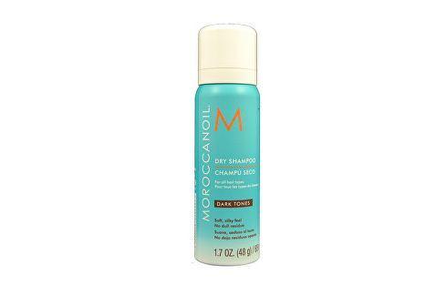 Moroccanoil Suchý šampon na vlasy s arganovým olejem (Dry Shampoo) 65 ml, Dark Tones Šampony