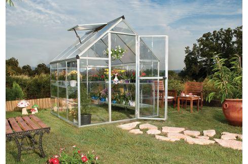 Palram hybrid 6x6 polykarbonátový skleník Zahradní skleníky