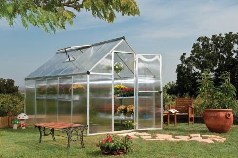Palram multiline 6x10 polykarbonátový skleník Zahradní skleníky