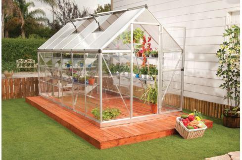 Palram hybrid 6x12 polykarbonátový skleník Zahradní skleníky