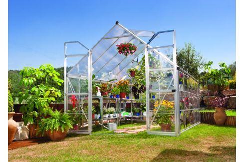 Palram Balance 8x12 silver polykarbonátový skleník Zahradní skleníky