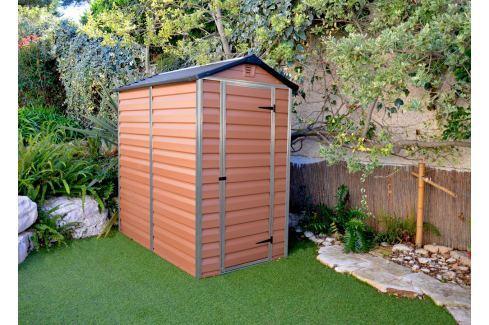 Palram Skylight 4x6 hnědý zahradní domek Zahradní altány