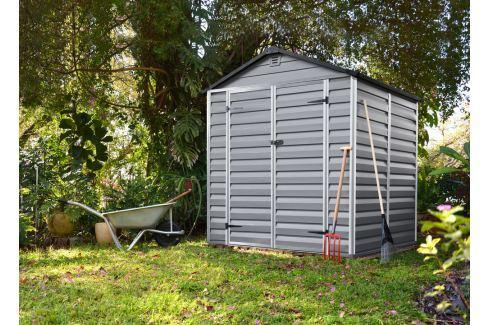 Palram Skylight 6x5 šedý zahradní domek Zahradní altány