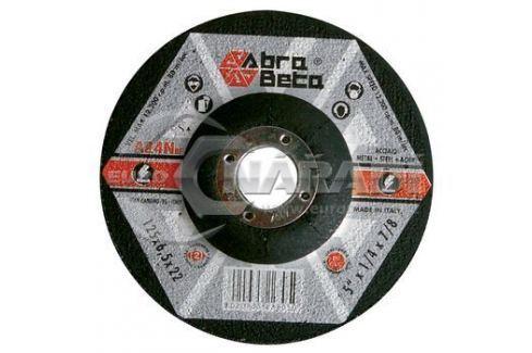 Kotouč na kov brusný 115x6,5mm ABRABETA Brusky - kotouče