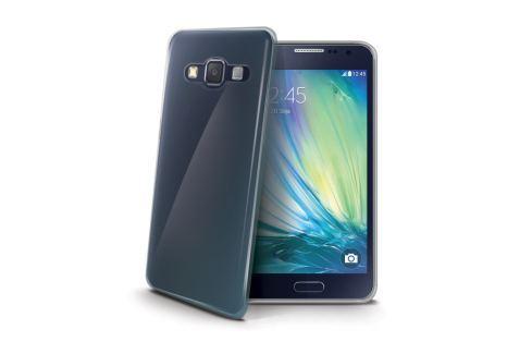 Celly Kryt na mobil  Gelskin pro Samsung Galaxy A3 - průhledný Pouzdra, kryty a fólie