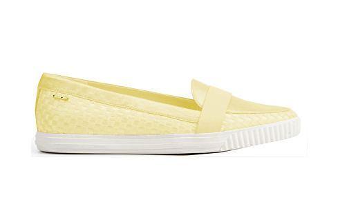 Geox Dámské Slip-On Amalthia C Yellow D621MC-0HIZI-C2004 Dámská obuv