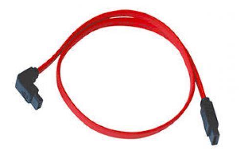 NWT OEM kabel datový pro Serial ATA, 2 konektory, 50 cm USB, IDE, FDD,Napájecí kabely a IDE rámečky