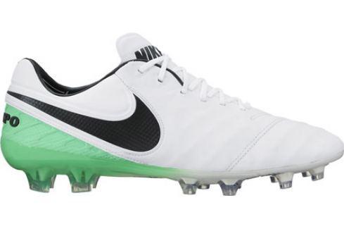 Nike Kopačky  Tiempo Legend VI FG White/Black::US 9 / EUR 42,5 / UK 8 Kopačky
