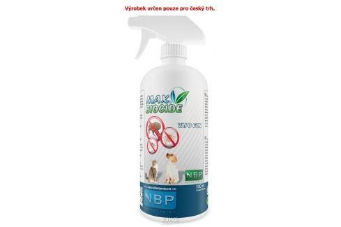 Max Biocide Vapo Gun 500ml antipar. sprej-!CZ! Kosmetika a úprava koček