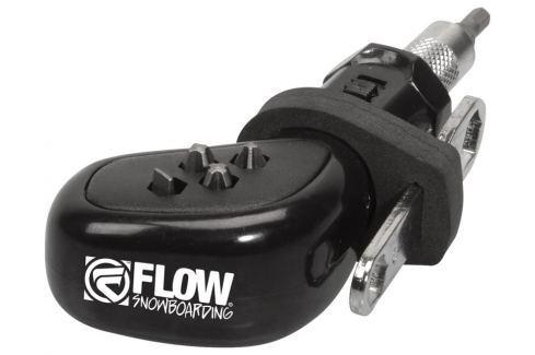 Flow Šroubovák pro snowboard  Pocket Tool Vosky na snowboard