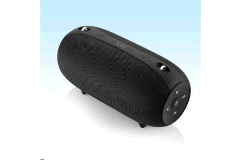 Orava Bluetooth reproduktor 25W FM power bank černý Crater-2 Black Reprosoustavy a reproduktory