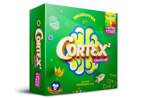 Albi Hra  Cortex pro děti 2 stolní