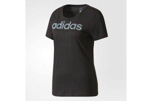 Adidas Dámské tričko  ESSENTIALS METALLIC LOGO CD1946::M Dámská trička