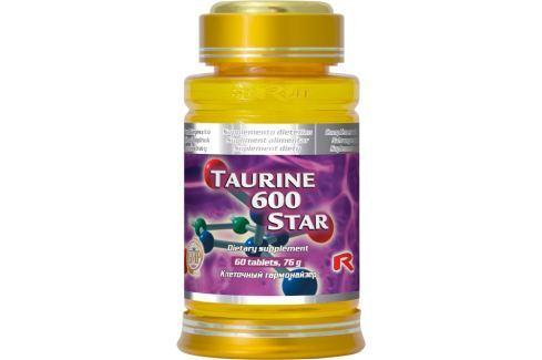 Starlife Taurine 600 60 cps Katalog produtků