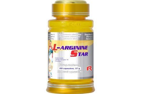 Starlife L-Arginie Star cps 60 Klouby, kosti