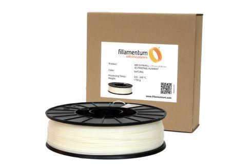 Fillamentum Tisková struna  ABS Extrafill Natural, 1,75 mm ABS