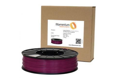 Fillamentum Tisková struna  ABS Extrafill Traffic Purple, 1,75 mm ABS