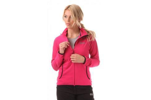 Nordblanc dámská fleecová mikina::38; růžová / pink Dámské mikiny