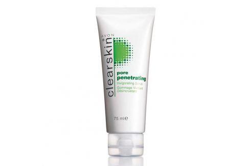 Avon Povzbuzující čistící peeling Clearskin 75 ml Pigmentové skvrny