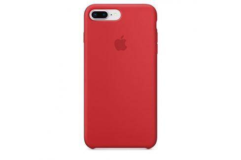 Silicone Case Deep Red for Apple iPhone 7 Plus / 8 (OEM) iPhone příslušenství