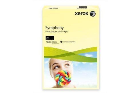 XEROX barevný papír (Žlutá, 80g/500 listů, A4) Papíry do tiskáren