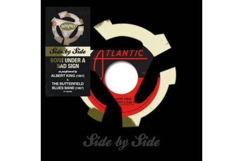 Albert King / Paul Butterfield Blues Band : Sxs - Born Under A Bad Sign LP Hudba