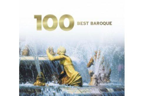 CD 100 Best Baroque Hudba