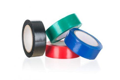 BECKFORD Páska lepící 19 mm / 10 m, 4 ks, mix barev Produkty